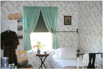 赤毛のアンの部屋