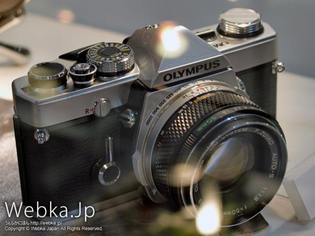OLYMPUS OM-1+F.ZUIKO AUTO-S 50mm F1.8