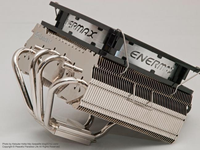 ENERMAX CPUクーラー ETD-T60-TB