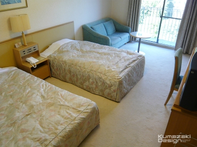 ホテル客室 床改装 カーペット張り替え 改装イメージ 完成予想図 写真加工 写真合成 写真修正 フォトショップ photoshop