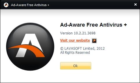 Ad-Aware続き