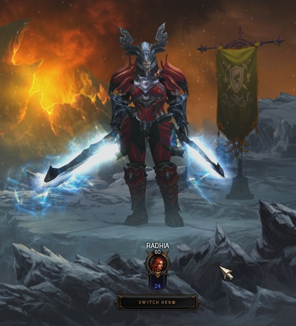 ボチボチと【Diablo3】