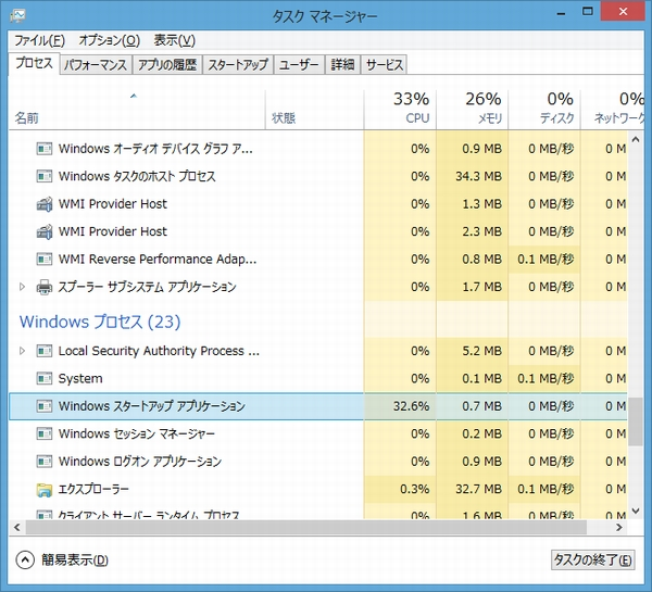 Windows8不調