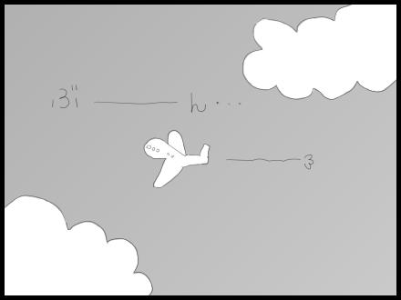 昔のプロムス旅行についてウダウダ書く。その6。(へっぽこ7コマ描きました♪)