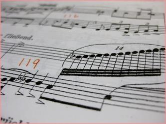 マラ9の4、ピアノと弦の音のMIDI作ってみよう♪その5。