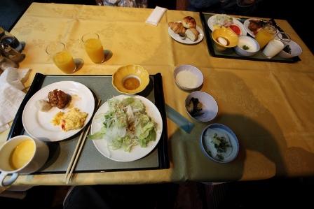 パラダイス朝食16