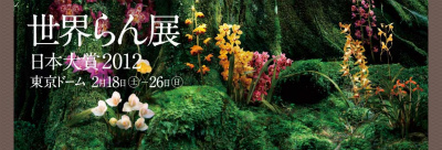 世界らん展日本大賞2012