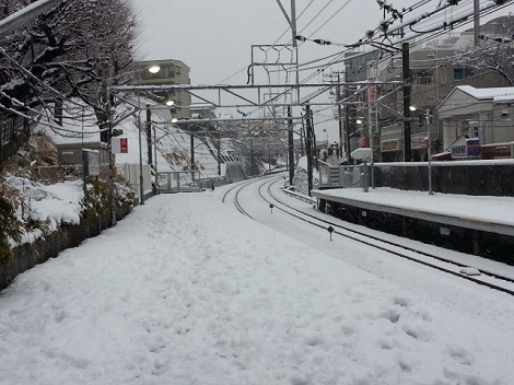 大倉山雪3