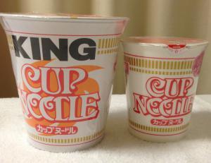 キングカップヌードルパッケージ