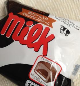 チロチョコパンミルク