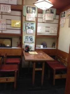 赤城屋テーブル