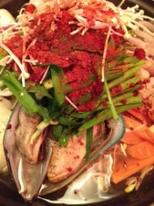 民俗村海鮮鍋