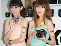 2014台北国際デジタル撮影機材展 ショーガール画像 その2