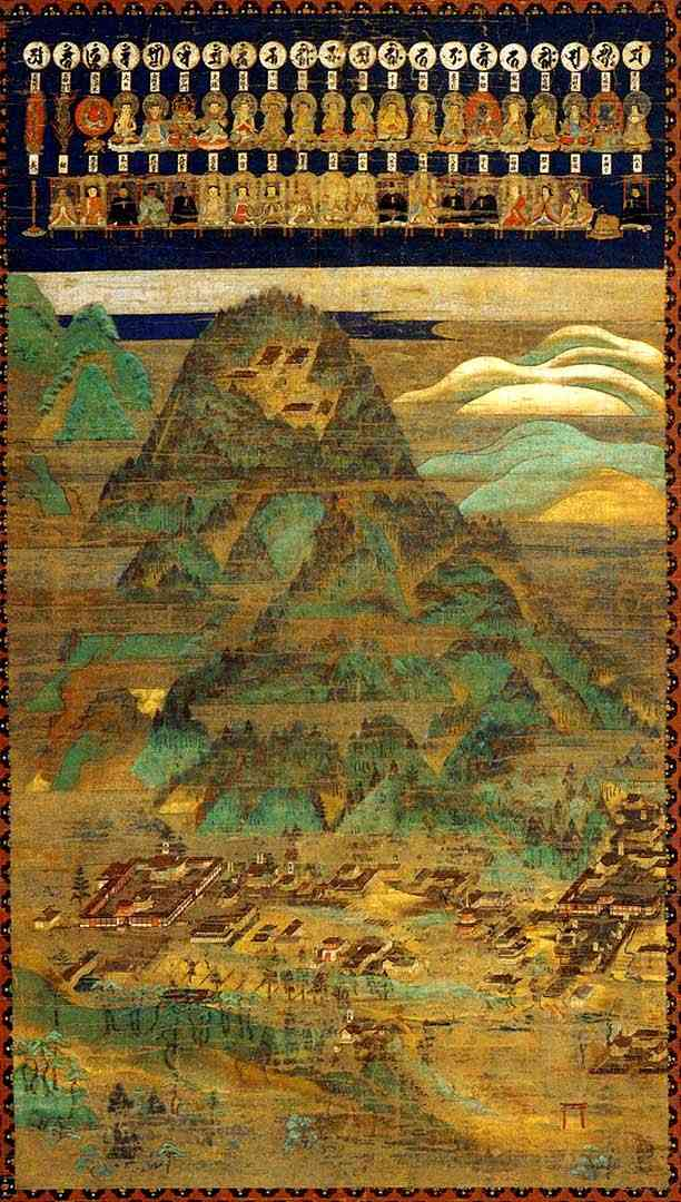 山王宮曼荼羅