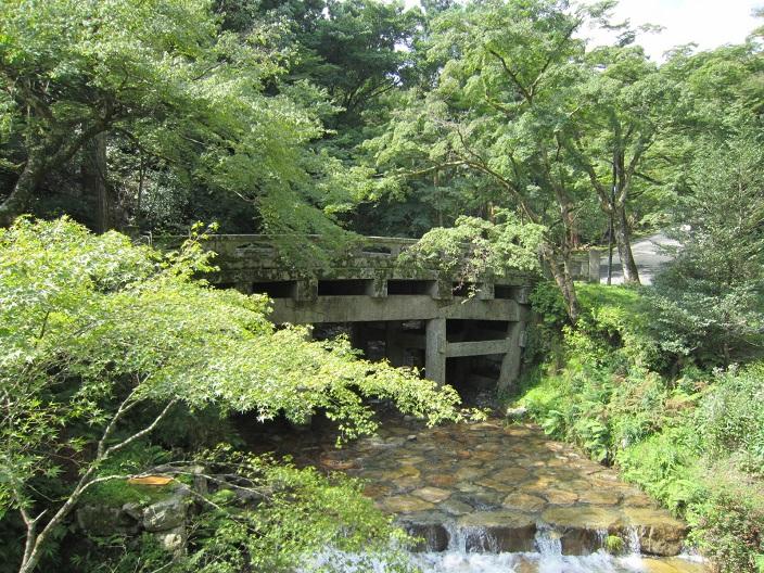 日吉神社 大宮橋