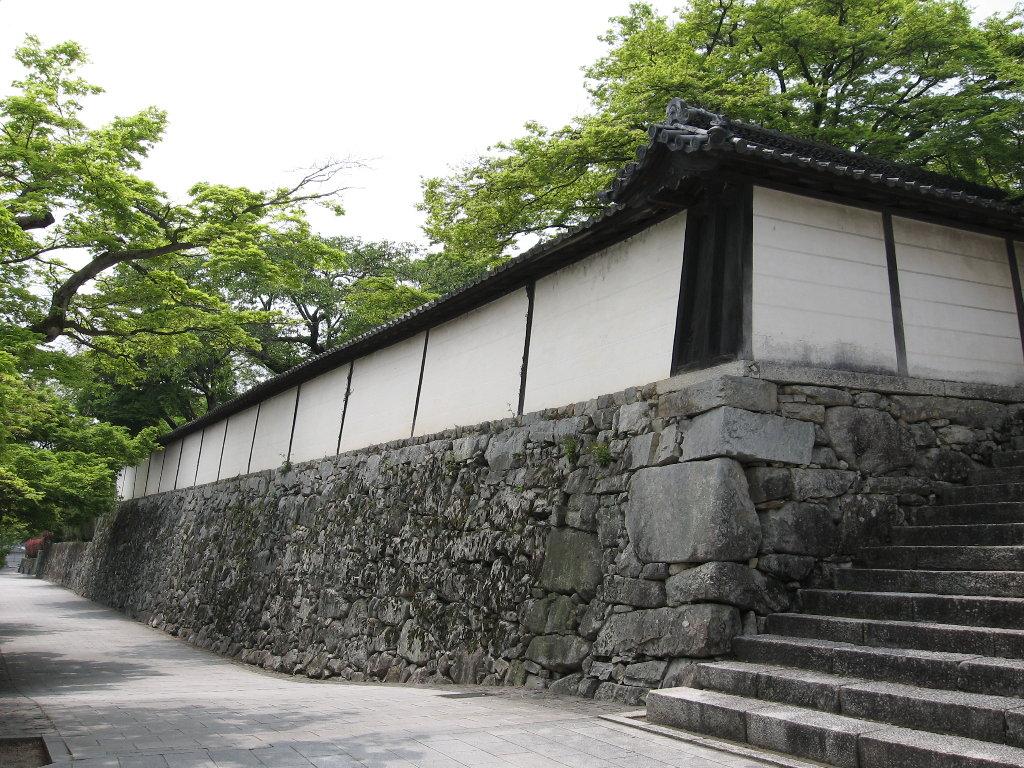 滋賀院石垣
