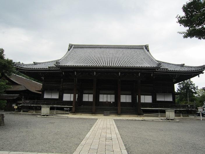 西教寺本堂