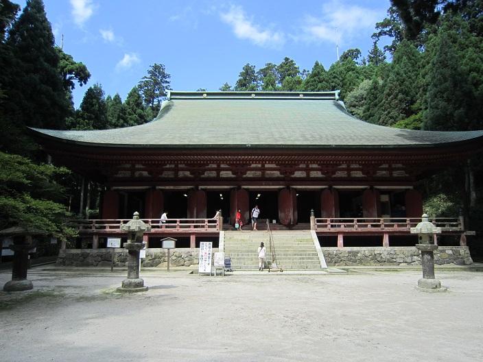 延暦寺 西塔釈迦堂