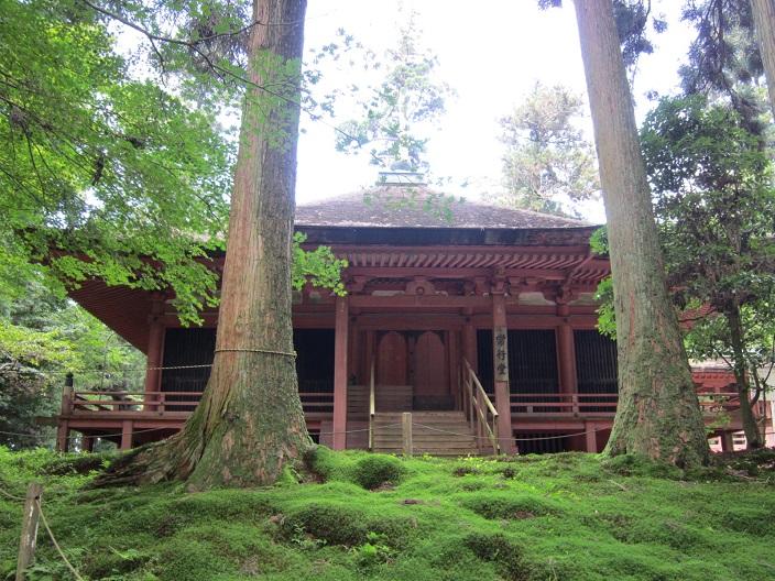 延暦寺 常行堂