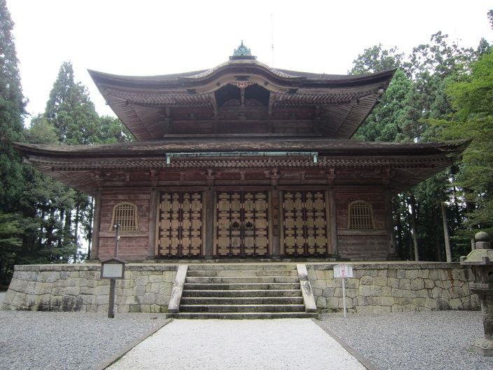 延暦寺 戒壇院