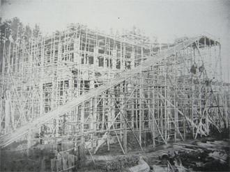輪王寺三仏堂移築工事