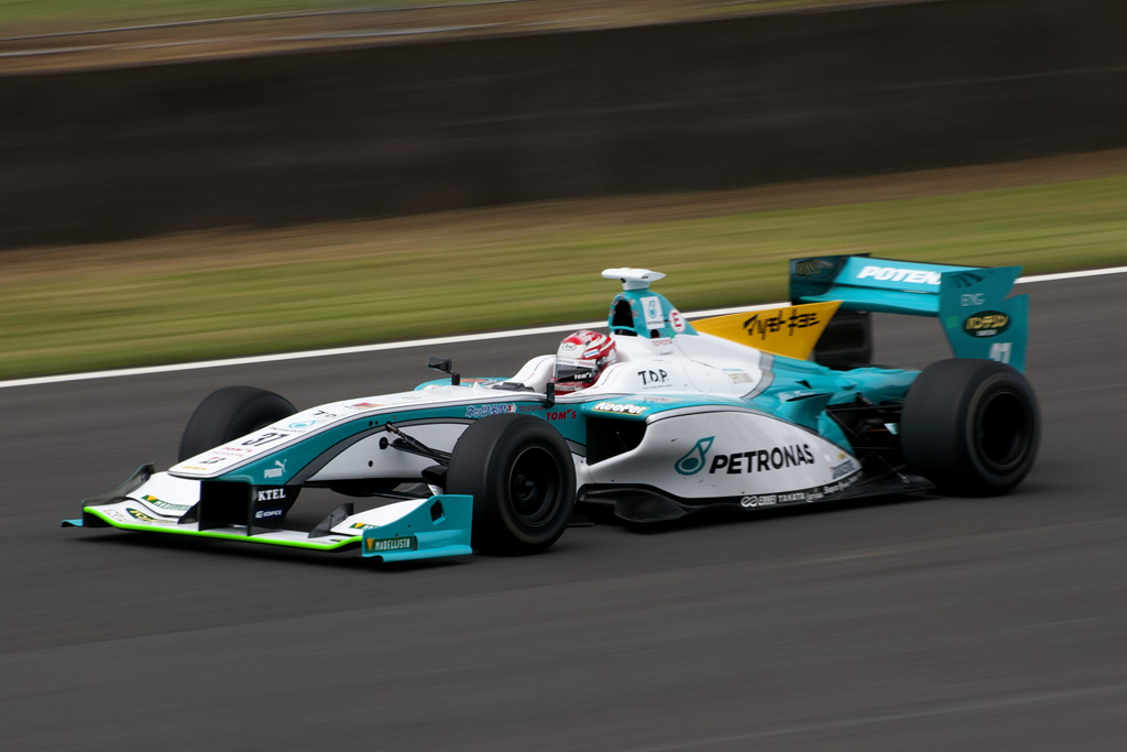 PETRONAS TOM'S SF14