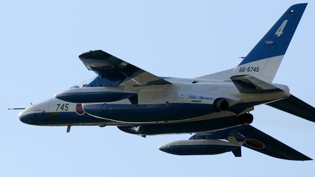 T-4 ブルーインパルス 4番機