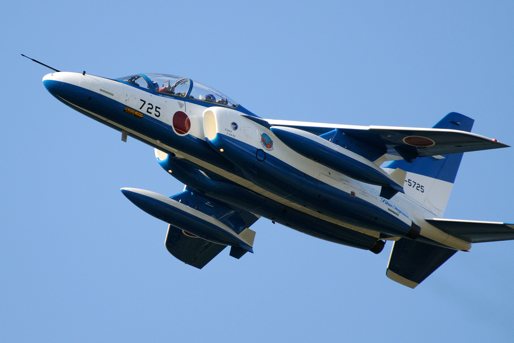 T-4 ブルーインパルス 6番機
