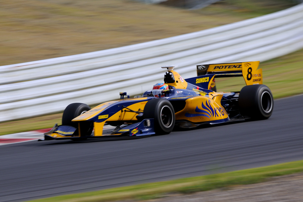 Team KYGNUS SUNOCO SF14
