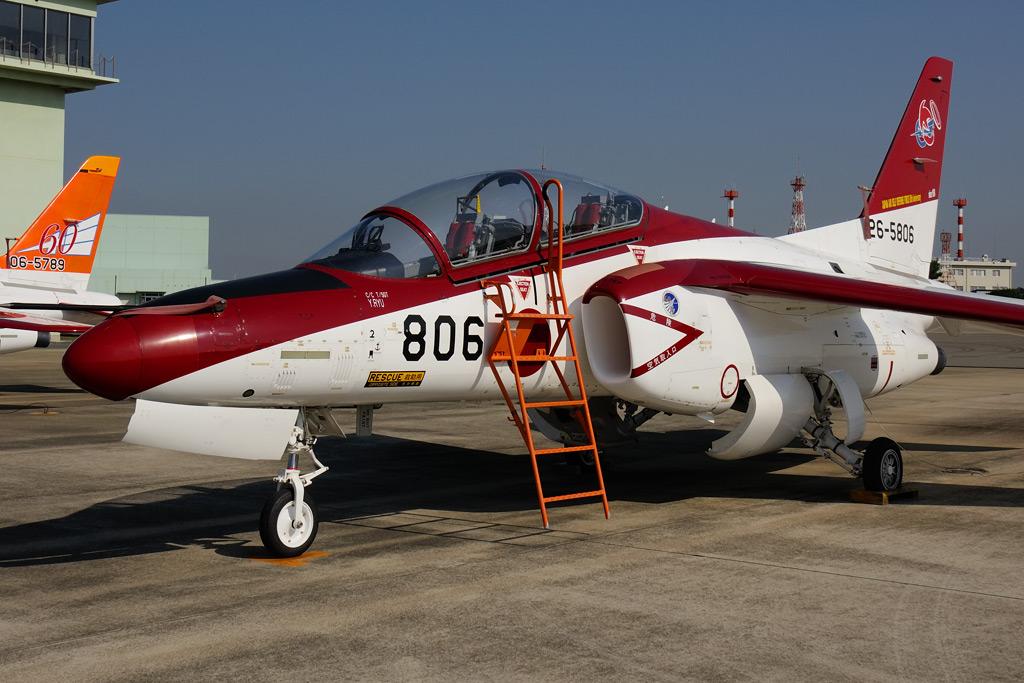 航空自衛隊創設60周年 芦屋基地 第13飛行教育団 第2飛行教育隊 記念塗装機