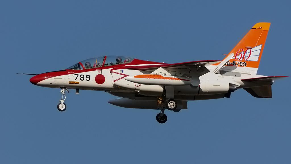 航空自衛隊創設60周年 芦屋基地 第13飛行教育団 第1飛行教育隊 記念塗装機
