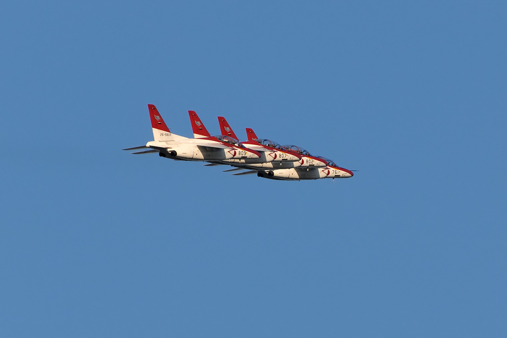 T-4 レッドドルフィン