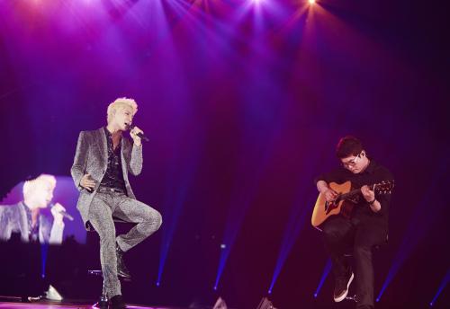 JYJがドームツアーコンサートの為に来日!! …
