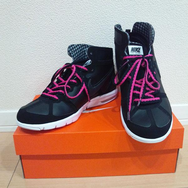 靴、買いました。(近況報告^^;)