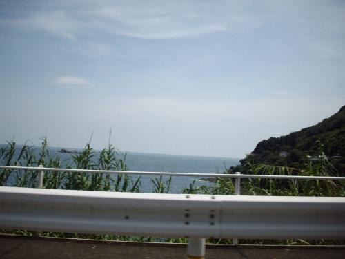 紀伊半島一周のドライブ