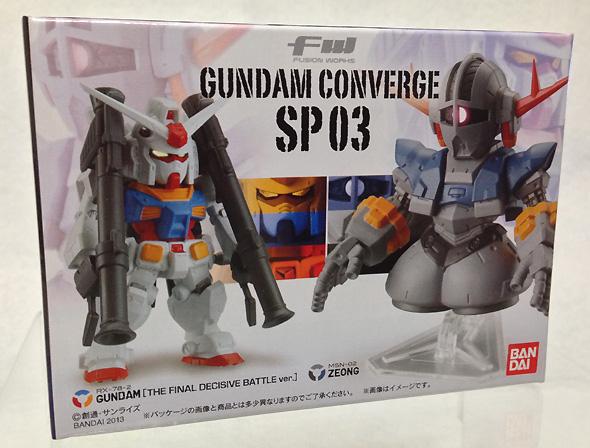 その501 GUNDAM CONVERGE SP03/...