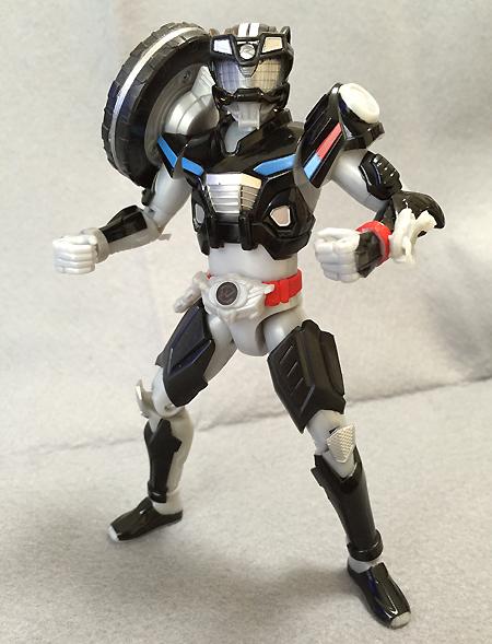 仮面ライダードライブ TK03 仮面ライダードライブ タイプワイルド