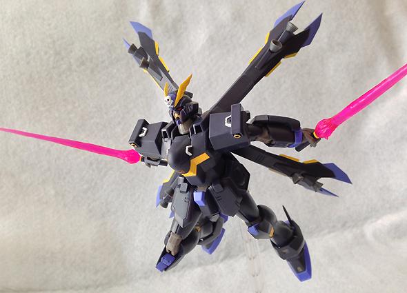 ROBOT魂 [SIDE MS] クロスボーン・ガンダムX2改 (フルアクションVer.)
