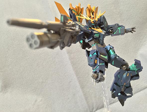機動戦士ガンダムUC ROBOT魂 SIDE MS バンシィ・ノルン 最終決戦Ver.