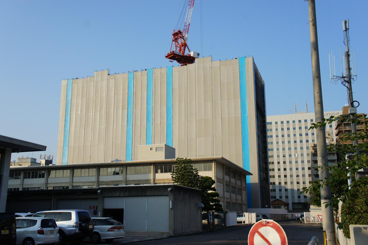 鯉党のひろしま街づくり日記         : 広島ガーデンシティ イーストタワー Vol.5 西棟の詳細!