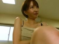 男性社員を次々虜にするスレンダーボディの淫乱痴女秘書 春川まお xvideos