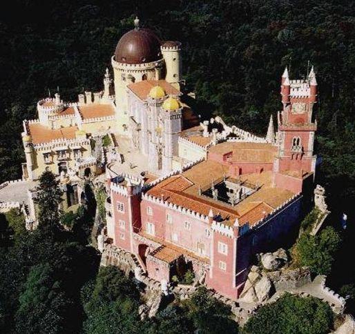 ポルトガル・ペーナ宮殿