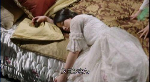 再び目覚めぬジュリエット